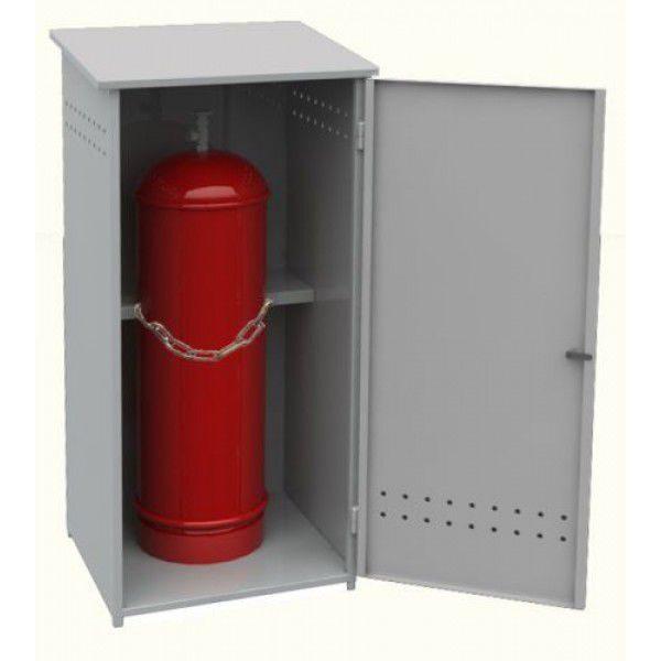 Шкаф под газовый баллон 50 литров фото